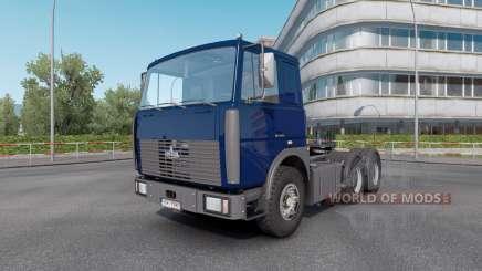MAZ 6422 v1.33 for Euro Truck Simulator 2