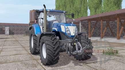 New Holland T7.310 Heavy Duty for Farming Simulator 2017
