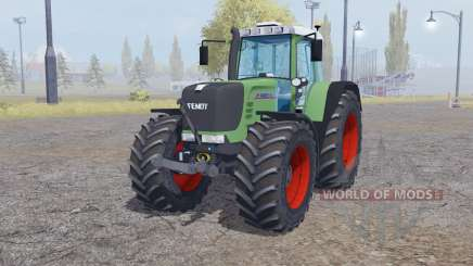 Fendt 926 Vario TMS twin wheels for Farming Simulator 2013