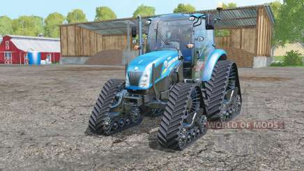 New Holland T4.75 crawler for Farming Simulator 2015
