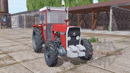 IMT 560 DV narrow wheels for Farming Simulator 2017