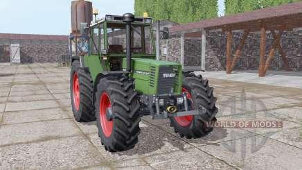 Fendt Favorit 614 LSA Turbomatik E for Farming Simulator 2017