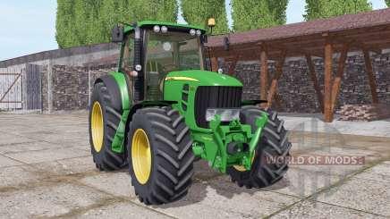 John Deere 7530 chiptuning for Farming Simulator 2017