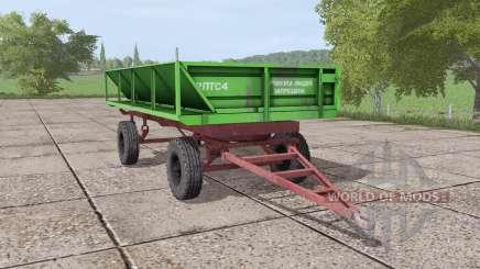 2ПТС-4 green for Farming Simulator 2017
