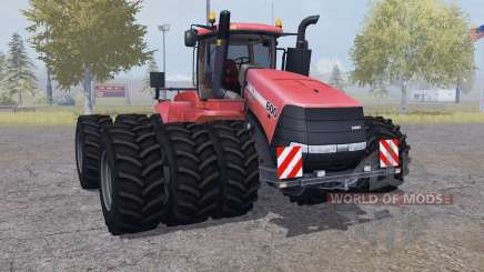 Case IH Steiger 600 triple wheels for Farming Simulator 2013