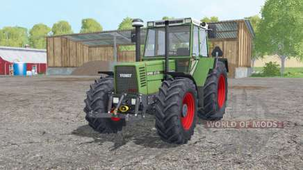 Fendt Favorit 615 LSA Turbomatic E for Farming Simulator 2015