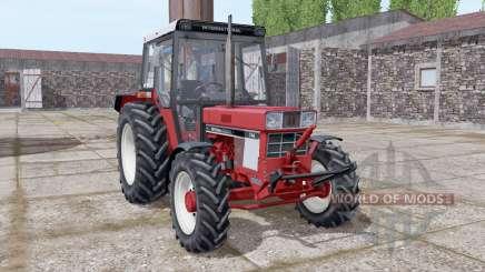 International Harvester 744 4WD for Farming Simulator 2017