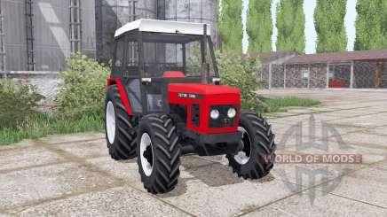 Zetor 7245 animation parts for Farming Simulator 2017