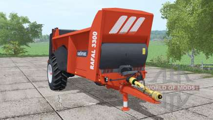 Sodimac Rafal 3300 for Farming Simulator 2017