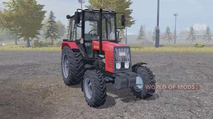 MTZ Belarus 820 red for Farming Simulator 2013