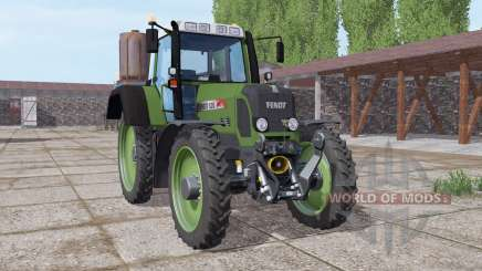 Fendt 820 Vario TMS narrow wheels for Farming Simulator 2017