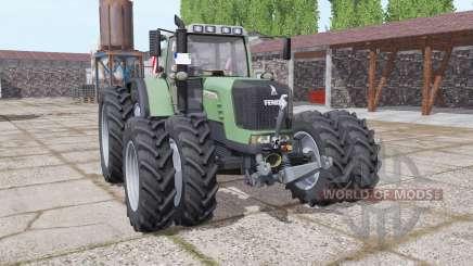 Fendt 930 Vario TMS narrow wheels for Farming Simulator 2017