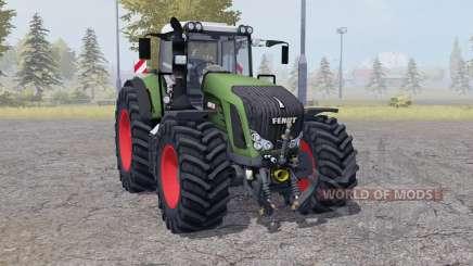 Fendt 924 Vario 4x4 for Farming Simulator 2013