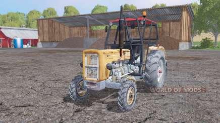 URSUS C-360 very soft orange for Farming Simulator 2015
