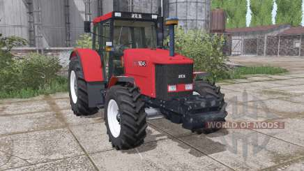 ZTS 16245 for Farming Simulator 2017