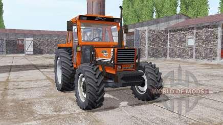Fiat 1180 DT bright orange for Farming Simulator 2017