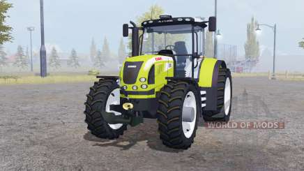 CLAAS Arion 530 strong yellow for Farming Simulator 2013