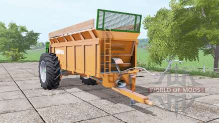 Dangreville SV for Farming Simulator 2017