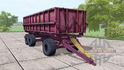PSTB 17 dark pink for Farming Simulator 2017