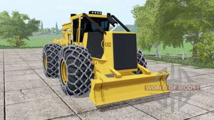 Tigercat 630D v0.9 for Farming Simulator 2017
