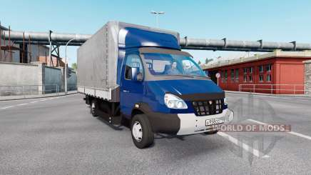 GAS 331061 Valday 2004 for Euro Truck Simulator 2