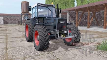 Fendt Farmer 310 Black Beauty for Farming Simulator 2017
