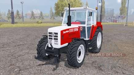 Steyr 8080A Turbo SK2 twin wheels for Farming Simulator 2013