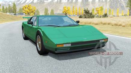 Civetta Bolide V10 v1.3 for BeamNG Drive