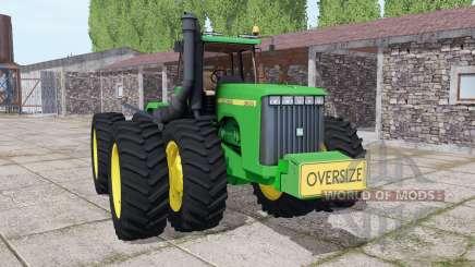 John Deere 9300 for Farming Simulator 2017