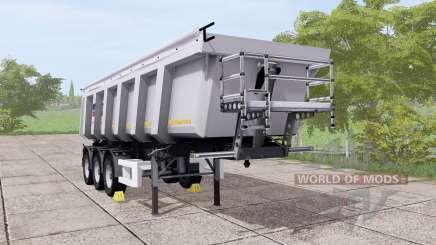 Schmitz Cargobull S.KI 24 S 8.2 v1.0.1 for Farming Simulator 2017