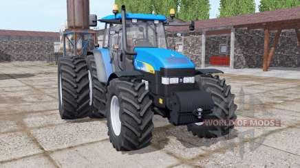 New Holland TM190 dual rear for Farming Simulator 2017