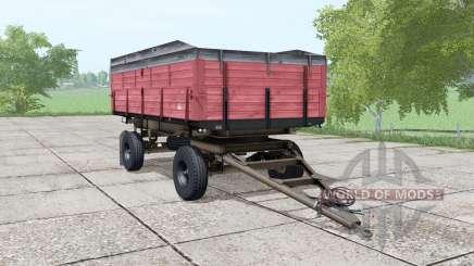 BSS P 93 SH v1.0.0.4 for Farming Simulator 2017