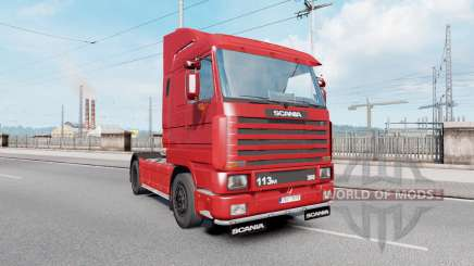 Scania R113M 360 Streamline for Euro Truck Simulator 2