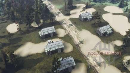 Leningrad oblast 3 for Spin Tires