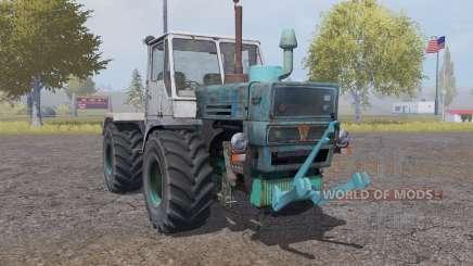 T-150K turquoise for Farming Simulator 2013
