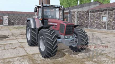 Fendt Favorit 816 Turboshift burgund for Farming Simulator 2017