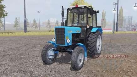 MTZ-82.1 Belarus 4x4 for Farming Simulator 2013