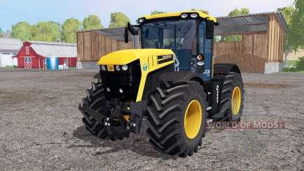 JCB Fastrac 4220 for Farming Simulator 2015