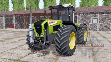 CLAAS Xerion 3300 Trac VC michelin tires for Farming Simulator 2017