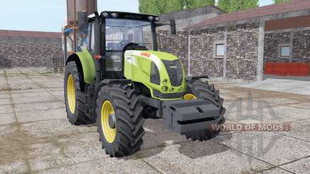 CLAAS Arion 640 front weight for Farming Simulator 2017