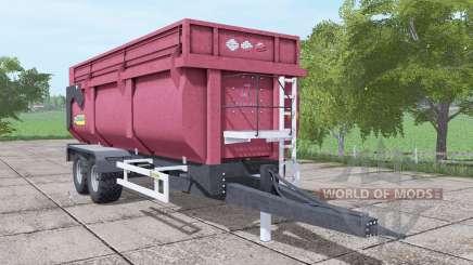 Zaslaw D-764-21 1R for Farming Simulator 2017