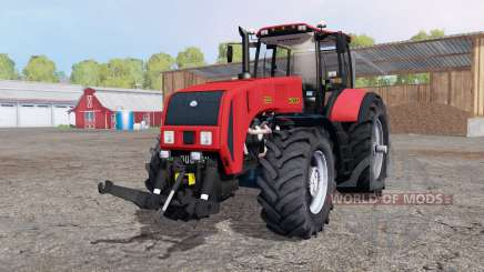 Belarus 3522 with counterweight for Farming Simulator 2015
