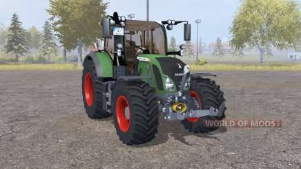 Fendt 724 Vario SCR front loader for Farming Simulator 2013