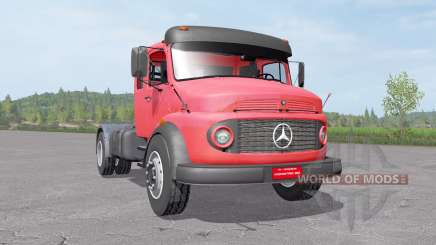 Mercedes-Benz L 1519 4x4 for Farming Simulator 2017