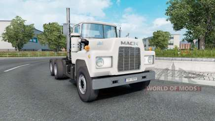 Mack R600 Day Cab for Euro Truck Simulator 2