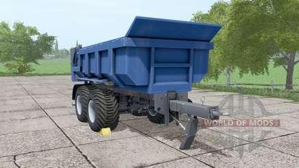 Hilken HI 2250 SMK v1.1 for Farming Simulator 2017