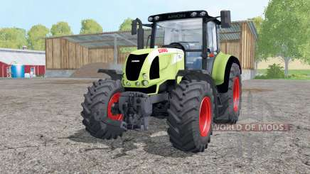 CLAAS Arion 620 interactive control for Farming Simulator 2015