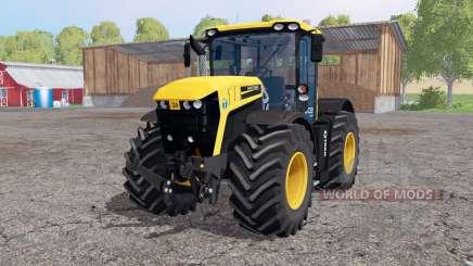 JCB Fastrac 4220 interactive control for Farming Simulator 2015