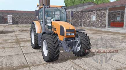 Renault Ares 640 RZ for Farming Simulator 2017