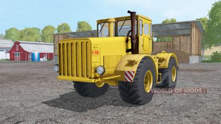 Kirovets K-700 animated doors for Farming Simulator 2015